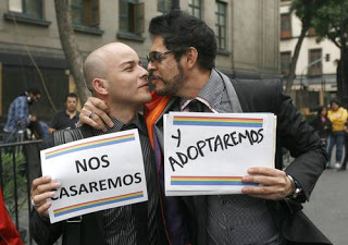 Matrimonios gay
