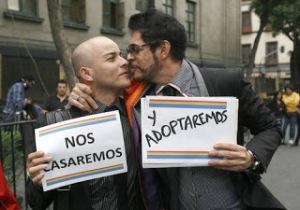 Matrimonios gay