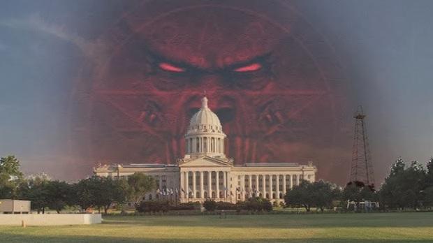 satanismo en el capitolio de eeuu