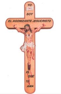agonizante jesucristo