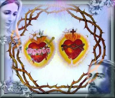 corazones traspasados