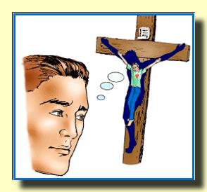 NO LO DUDES. ¡JESÚS SERÁ TU CIRENEO!