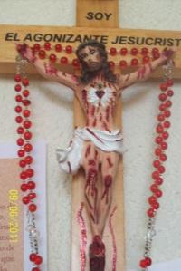 crucifijo agonizante