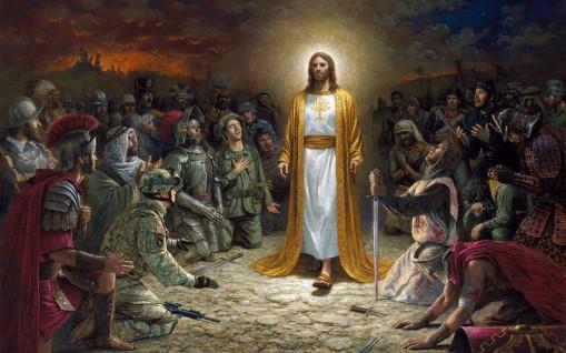 guerreros de cristo