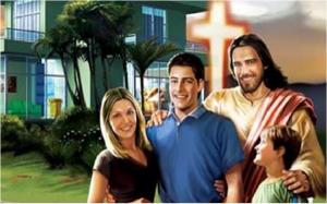 jesus y la familia cristiana