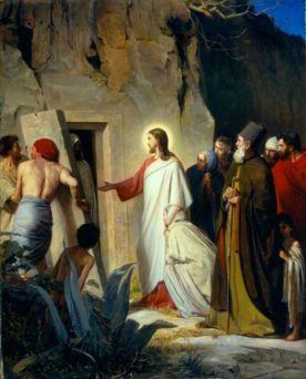 JESUS ORÓ Y OBTUVO EL MILAGRO