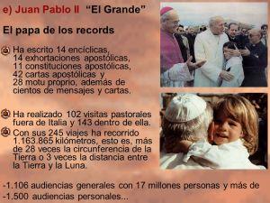 JUAN PABLO II EL GRANDE