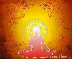 meditación-del-yoga-loto-22131266