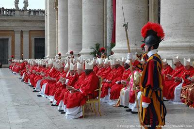 Papal_funeral_Cardinals