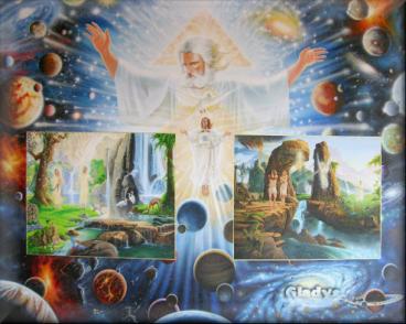 Dios Padre Creador
