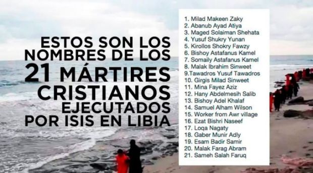 21MartiresEgipcios