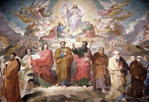 credo de los apostoles d