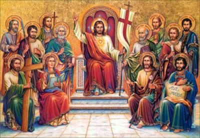 APOSTOLES Y PROFETAS