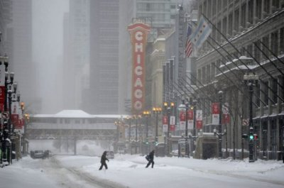 CHICAGO  EN PRIMAVERA