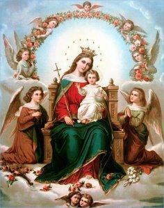 virgen-maria-madre-de-Dios-reina-del-cielo