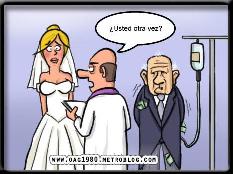 novia coleccionista