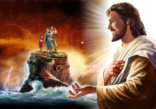 Jesus e Familia 01