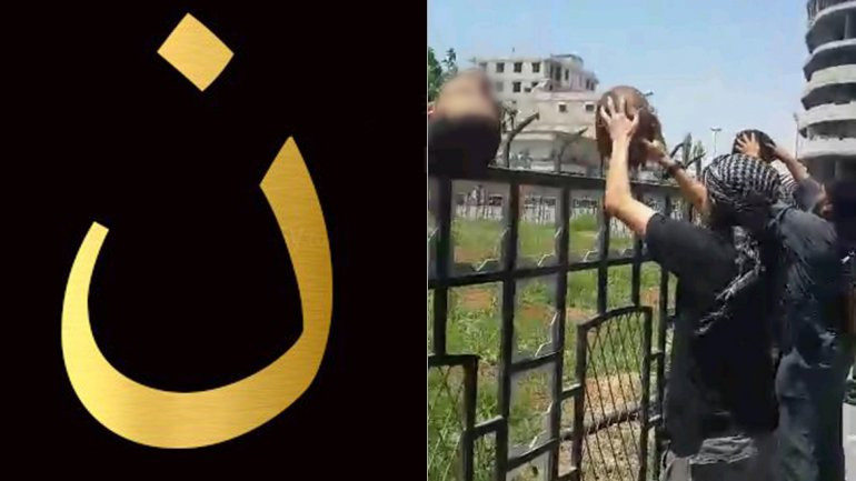 cristianos martirizados