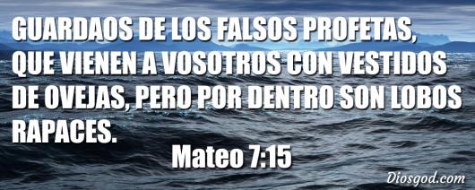FALSOS PROFETAS1
