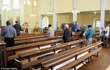 iglesias vacías