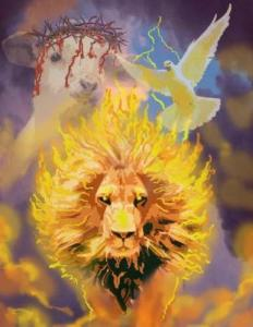 el Señor es ladefensa de mi alma