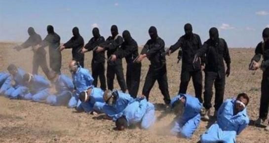 EJECUCIÓN ISIL