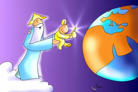 Luz al mundo1