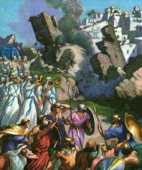 conquista de jericó