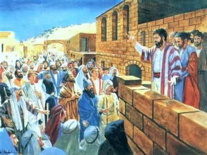 apóstoles evangelizando1