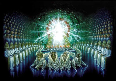 trono de dios padre