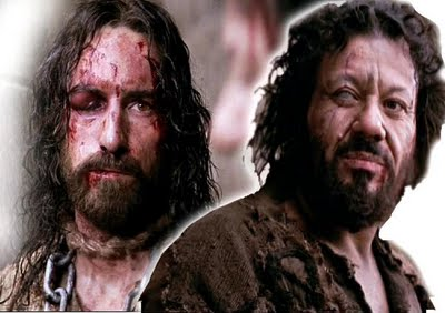 Jesus e Barrabás