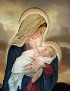 virgen y madre
