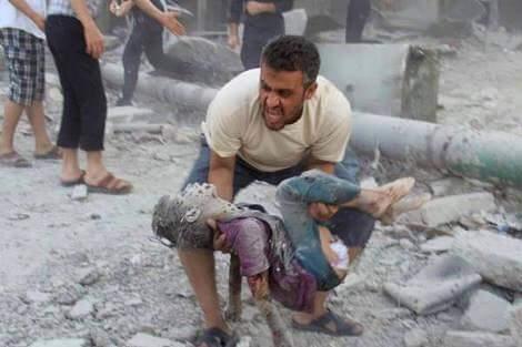 DOLOR- INJUSTICIA EN SIRIA