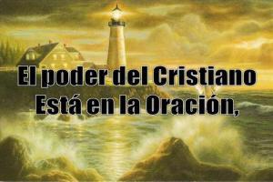 El poder del cristiano