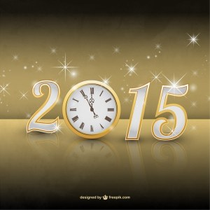 00Clock-and-2015-new-year-shiny-background