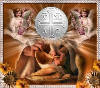 Adoración eucaristía