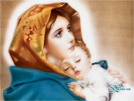 Our MADRE-sweet-mother-Mary-to-all-mothers-in-the-mothers-day