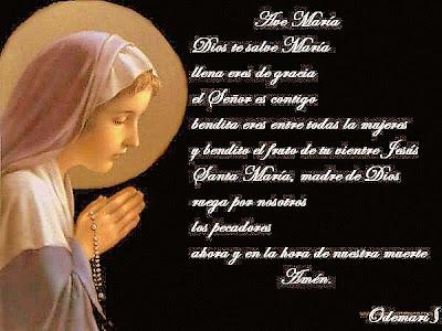 Ave María, Llena de Gracia
