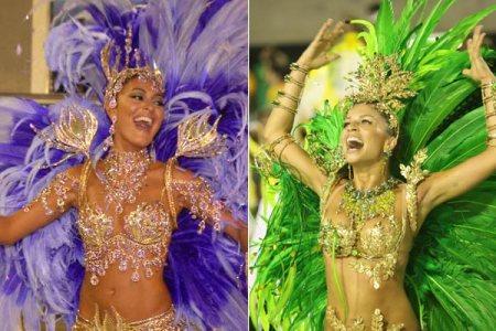 Brazil-Carnival in Brazil