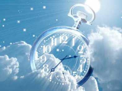 el tiempo de dios