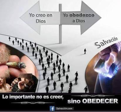 FE Y SALVACION