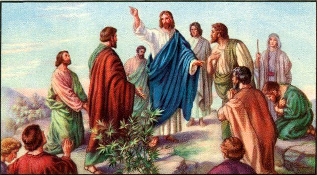 JESUS- PREDICANDO