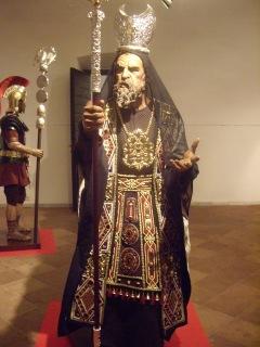 sumo sacerdote sanedrin
