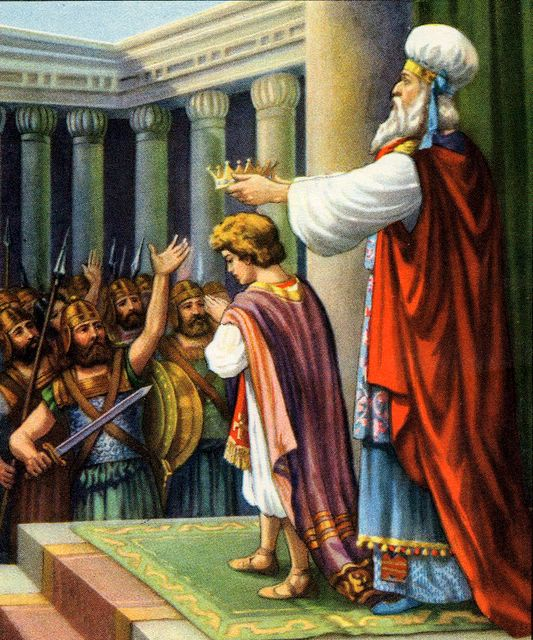 Josiah is Made King II KIngs 22:1