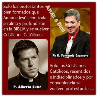 CONVERSION FE Y APOSTASÍA