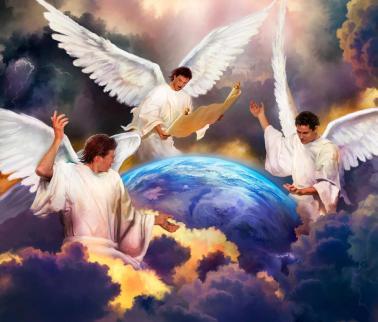 angeles justicieros