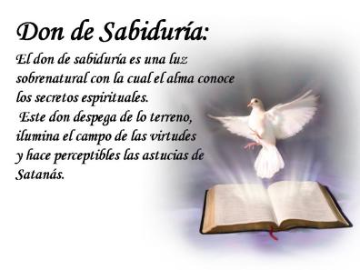 0000don de sabiduría espíritu santo