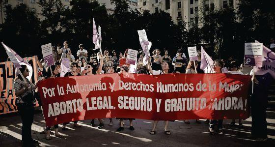 000protesta pro-aborto