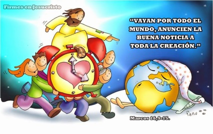 amor evangelizacion