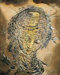 cabeza nuclear de angel